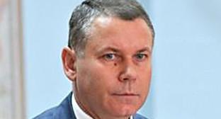 Бывший глава Минспорта по Ставропольскому краю Виктор Осипов. Фото: www.stavropolye.tv