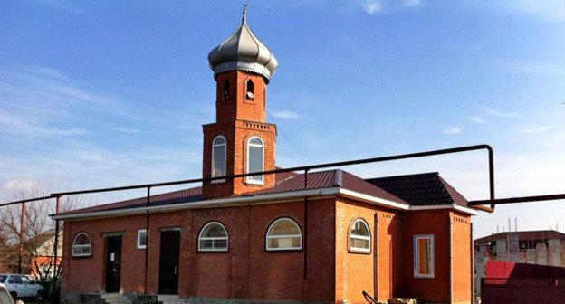 Мечеть Новая Адыгея. Фото http://islamcenter.ru/
