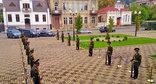 Почётный Караул у Большого Зала Кабинета Министров, Сухум, 24 сентября 2014. Фото: http://www.abkhaziya.org/news_detail.html?nid=41111