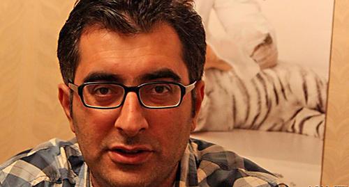Анар Мамедли. Фото: RFE/RL http://www.radioazadlyg.org/content/article/25365691.html