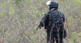 Сотрудник силовых структур. Фото: информационно-аналитический портал Национальный антитеррористический комитет http://nac.gov.ru/