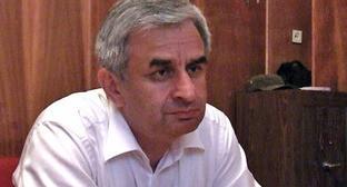 Рауль Хаджимба. Фото: Yuri Timofeyev (RFE/RL)