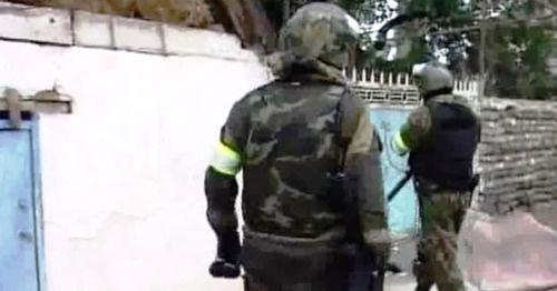 Спецоперация. Фото http://nac.gov.ru/