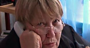 Людмила Богатенкова. Фото: http://www.svoboda.org/content/article/26643468.html