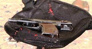 Оружие, изъятое на спецоперации. Фото: http://nac.gov.ru/files/6799.jpg