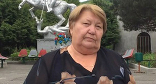 Людмила Богатенкова. Фото: RFE/RL http://www.svoboda.org/media/video/26554932.html