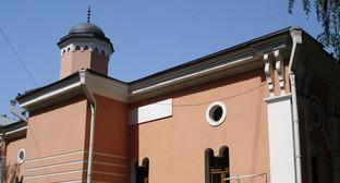 Московская Историческая мечеть. Фото: Ерней https://ru.wikipedia.org