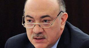 Фуад Алескеров, завотделом по работе с правоохранительными органами Администрации президента Азербайджана. Фото: http://www.newsazerbaijan.ru/images/29842/11/298421171.jpg