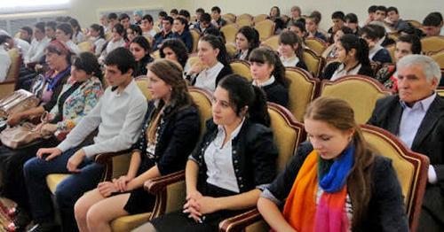 Студенты ДГПУ. Фото: официальный сайт Дагестанского государственного педагогического университета http://ru.dgpu.net/ru/