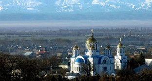 Город Прохладный. КБР. Фото: Prokhladniy https://ru.wikipedia.org
