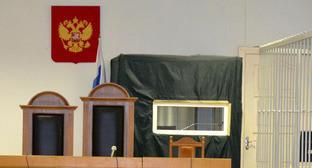 Зал Кизилюртовского районного суда Дагестана. Фото http://vs.dag.sudrf.ru/