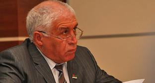 Акиф Саядов. Фото Андрея Шопши, http://komikz.ru/news/politics/?id=14284