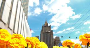 Здание МИД России. Фото: Алексей Павлов https://ru.wikipedia.org/