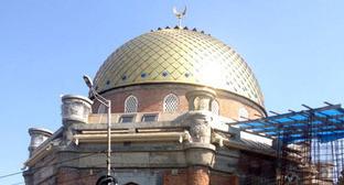 Мечеть в Кисловодске. Фото Хеды Саратовой