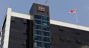 Здание министерства обороны Грузии. Фото: Александр Имедашвили, NEWSGEORGIA