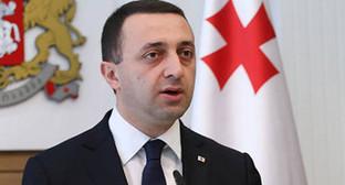 Ираклий Гарибашвили. Фото: Facebook.com/GaribashviliOfficial