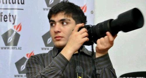 Мехман Гусейнов. Фото RFE/RL,  http://www.radioazadlyg.ru/content/article/25447781.html