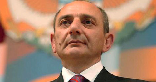 Бако Саакян. Фото: Пресс-служба администрации НКР