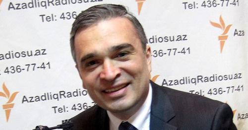 Ильгар Мамедов. Фото: RFE/RL http://www.radioazadlyg.org/