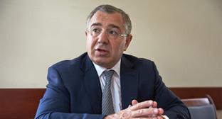 Беслан Бутба. Фото: http://абхазия.рф/9389