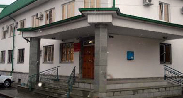 Здание городского суда Нальчика. Фото: http://files.sudrf.ru/1378/user/mechieva.JPG