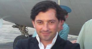 Виталий Габния. Фото http://www.ekhokavkaza.com/content/article/25177399.html
