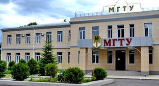Майкопский технологический госуниверситет (МГТУ). Фото http://www.mkgtu.ru/