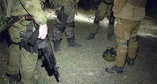Сотрудники силовых структур на спецоперации. http://nac.gov.ru