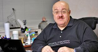 Каха Бендукидзе. Фото: Gaga Kapanadze / Free Unviersity https://ru.wikipedia.org
