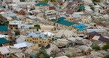 Склон горы Тарки-Тау, посёлок Тарки, Махачкала. Фото Мусы Мусаева, http://www.odnoselchane.ru/?sect=2554