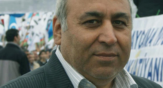 Рафиг Дашдамирли. Фото с личной страницы https://www.facebook.com