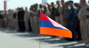 Флаг Армении. Фото: http://www.mil.am/1348742174/page/1