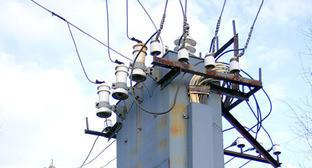 Электрическая подстанция. Фото: Panther https://ru.wikipedia.org