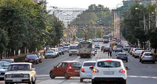 Владикавказ. Фото: Владимир Аносов, ЮГА.ру