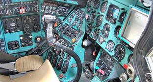 Кабина вертолета Ми-24. Фото: Mike1024 https://ru.wikipedia.org