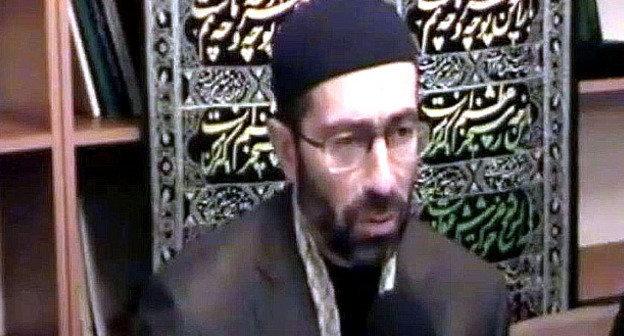 Мовсум Самедов. Кадр из видео пользователя Qurtulush MrQurtulush www.youtube.com/
