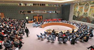 Заседание Совета Безопасности ООН. Фото: http://www.un.org/russian/news/story.asp?NewsID=22710#.VHNhQ8ldBmc