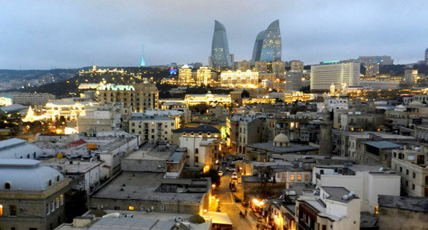 Баку. Азербайджан. Фото: Emin Bashirov https://ru.wikipedia.org