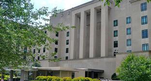 Дом Гарри Трумэна, штаб-квартира Государственного департамента США с 1947 года. Фото: Ctac https://ru.wikipedia.org