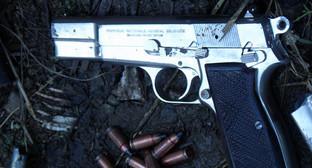 Пистолет. Фото: http://nac.gov.ru/content/3034.html