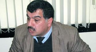 Узеир Джафаров. Фото: RFE/RL