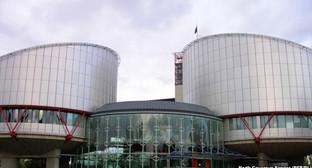 Здание Европейского суда по правам человека (ЕСПЧ). Фото: RFE/RL http://www.radioazadlyg.org/content/article/25039451.html