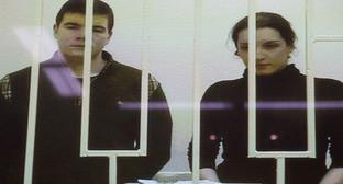Никита Тихонов и Евгения Хасис. Фото: Верховный суд Российской Федерации http://www.supcourt.ru/