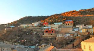 Поселок Тарки. Таркинский район Дагестана. Фото: Шамиль Шангереев http://www.odnoselchane.ru/