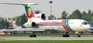 Самолет ТУ-154 Дагестанских авиалинии. Фото: Dmitriy Pichugin https://ru.wikipedia.org