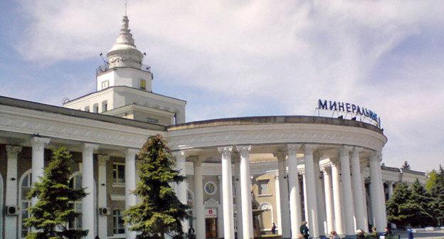 Минеральные воды. Фото: Ален Катин https://ru.wikipedia.org