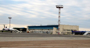 Аэропорт Махачкалы. Фото http://www.ipukr.com/?p=14315