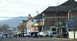 Сотрудники правоохранительных органов на улицах Нальчика. Фото http://nac.gov.ru/