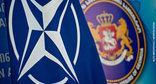 Символика НАТО и Грузии. Фото Александра Имедашвили, NEWSGEORGIA, http://www.newsgeorgia.ru/politics/20140904/216927102.html