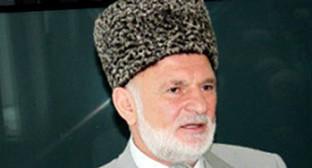 Муфтий Северной Осетии Хаджимурат Гацалов. Фото: http://www.islamdag.ru/news/12863